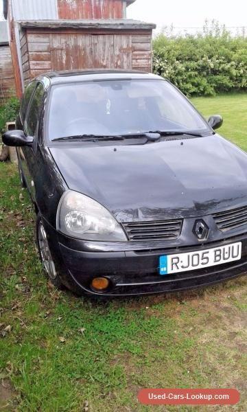 Renault Clio 1.2  no mot spares or repairs  #renault #clio #forsale #unitedkingdom