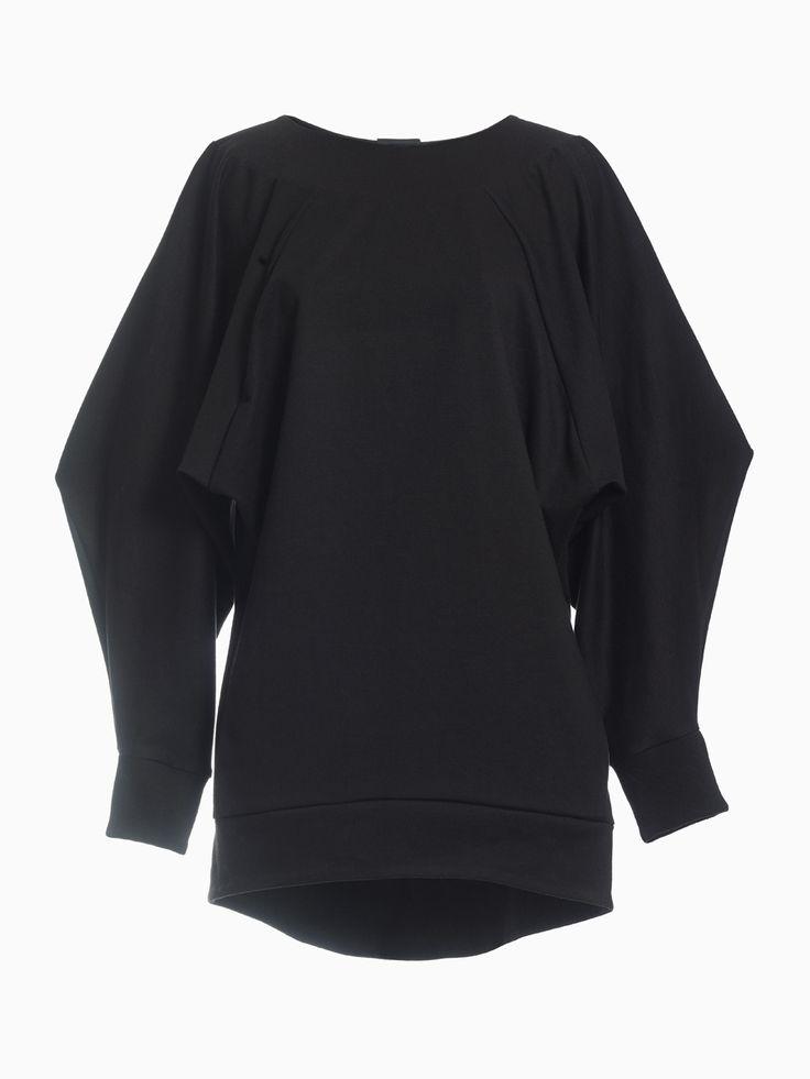 Shaped Sweatshirt • HANA ZARUBOVA