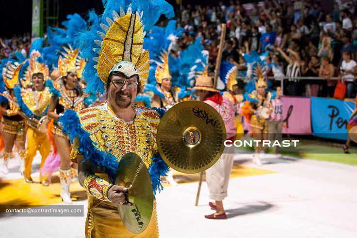 #Carnavales Corrientes 2016. Editorial / Social.  #EscolaDoSamba #Samba #Musicians