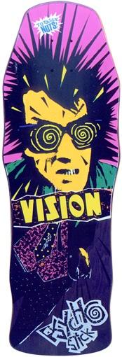 Vision psycho stick - old school skateboards