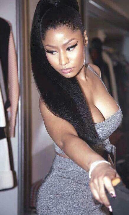Nicki minaj flawless look