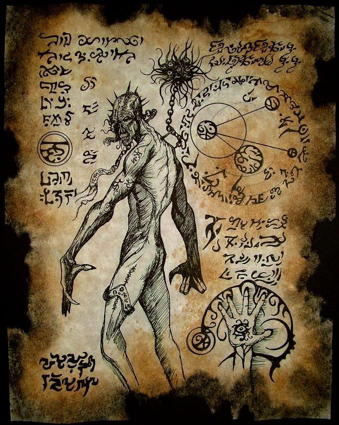 Demonology by MrZarono.deviantart.com on @deviantART