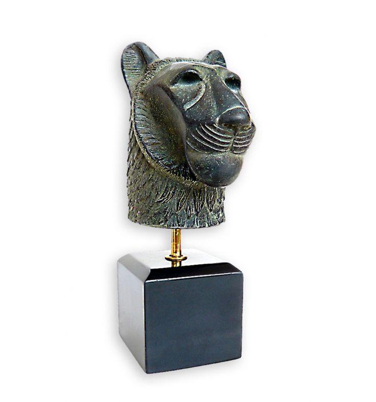 Cabeza de Sekhmeth | Diosa Egipcia | Arte egipcio | Artesanía