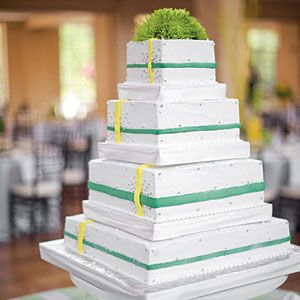 Uniquely Southern Wedding Cakes | Cheesecake Wedding Cake | SouthernLiving.com