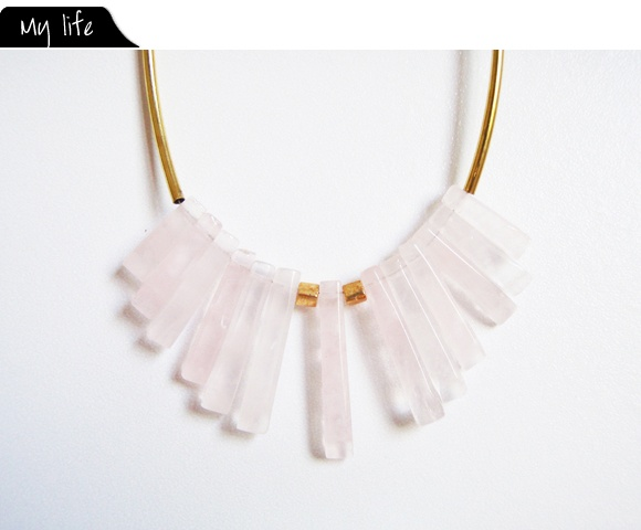 necklace, jewelry, white, via The Vault Files: Jewelry Jewelry, White Fashion, Crystals Deuce, Vaulted File