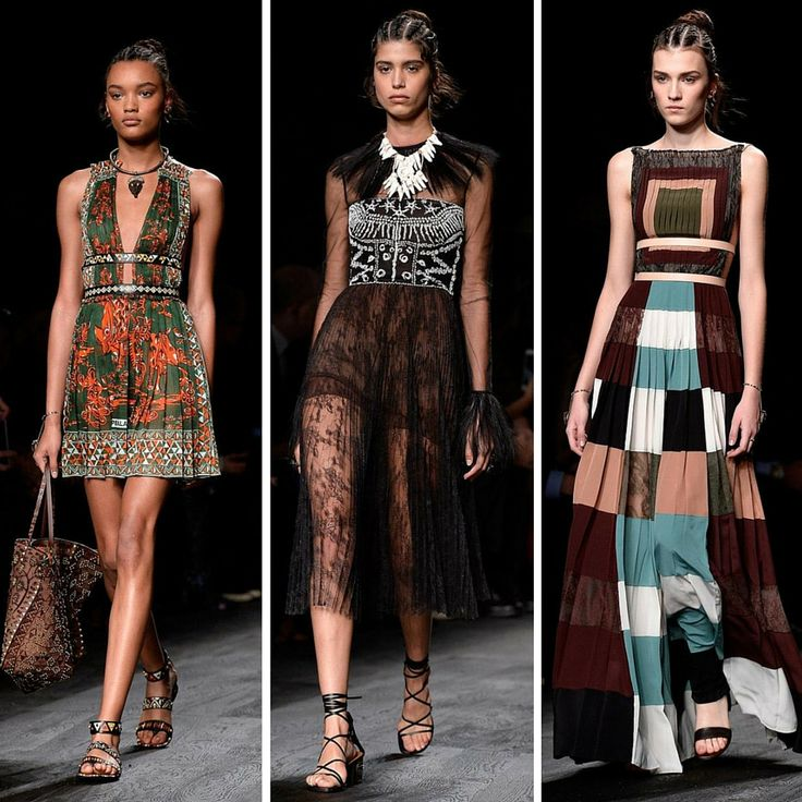 Valentino ss16 fashion show #Valentino #fashion #luxury