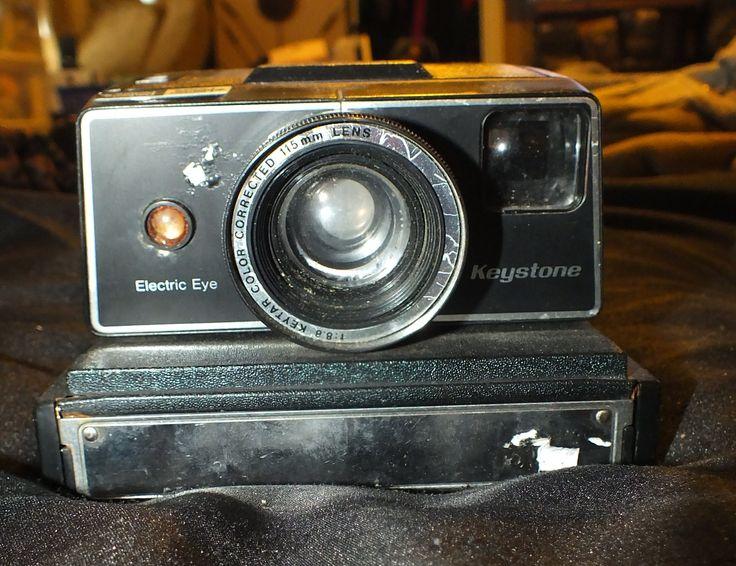 Keystone Instamatic camera