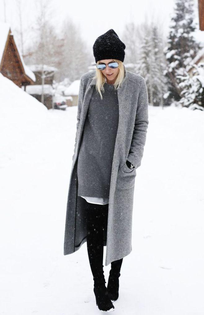 Looks de invierno para inspirarse