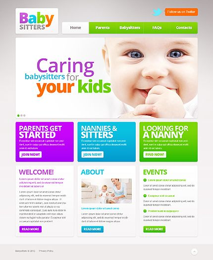 Megamad Website Design Marketing: 39 Best Images About Kids Web Design On Pinterest