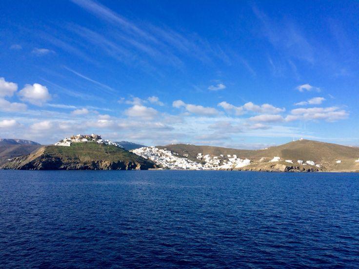 Astypalaia Island #Aegean #Greece