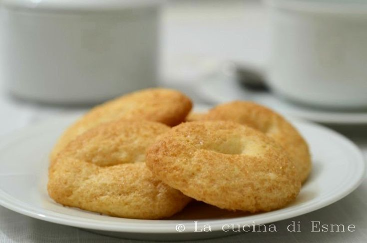 La cucina di Esme: Biscotti alla panna con zucchero di canna