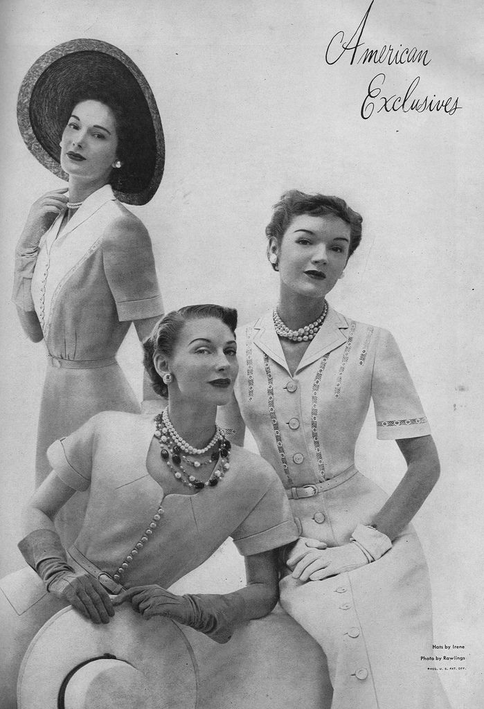 Fashion 1940s Two Female Models Flirty 40s Style Evening: 185 Best 1940s Wear Images On Pinterest