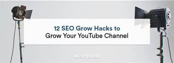 12 #SEO Grow Hacks für das Wachstum Ihres YouTube-Kanals Als Autor und gelegentlicher YouT …