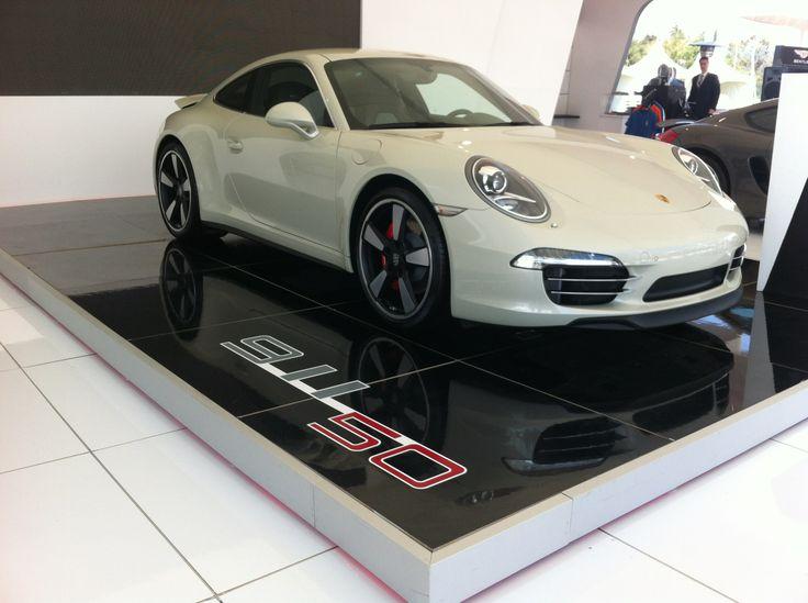 Presentamos en México el modelo de 50 Aniversario del 911.