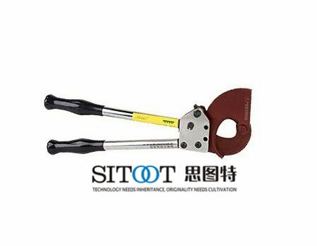 J-30 Ratchet Cable Cutter-Hydraulic Tools Suppliers China,hydraulic crimping tools,Ratchet Cable Cutter,hydraulic gear puller,steel cutter,cable cutter,punch machine,hole digger-SITUTE(SITOOT)TOOLS