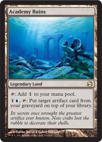Academy-Ruins-x1-Magic-the-Gathering-1x-Modern-Masters-mtg-card-rare-land