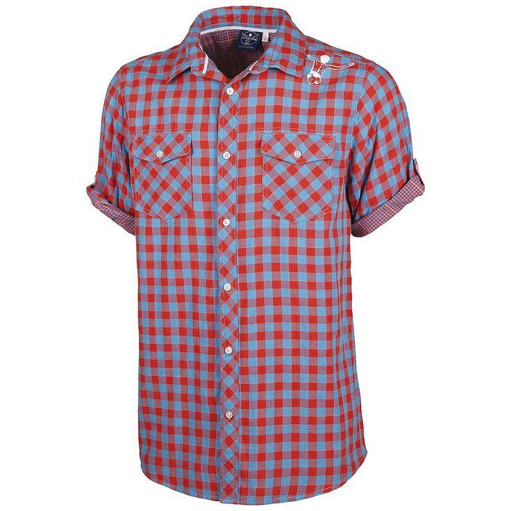 Das Herrenhemd EOBAN von Chiemsee ist DAS neue Sommer Hemd mit kurzen Armen. Der entscheidende Vorteil ist klar: Kurz ist nicht so warm, lässt mehr Luft an die Haut und fühlt sich bei angenehmen Sommer-Temperaturen einfach besser an. Der zweite Punkt ist ganz klar der STYLE. Der Style des Shirts mit den kurzen Ärmeln ist einfach unverschämt lässig. Männer wirken extrem souverän und sehen damit ...