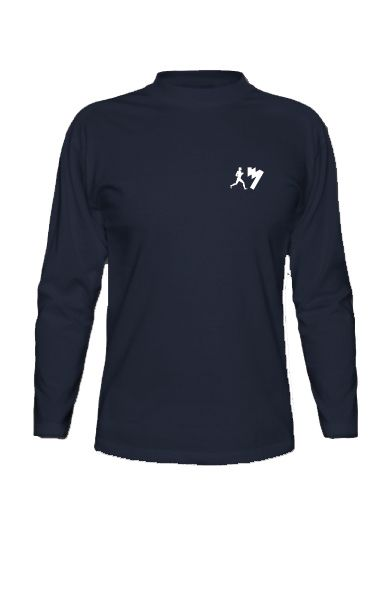 Man Longsleeve Tee - New AM Logo