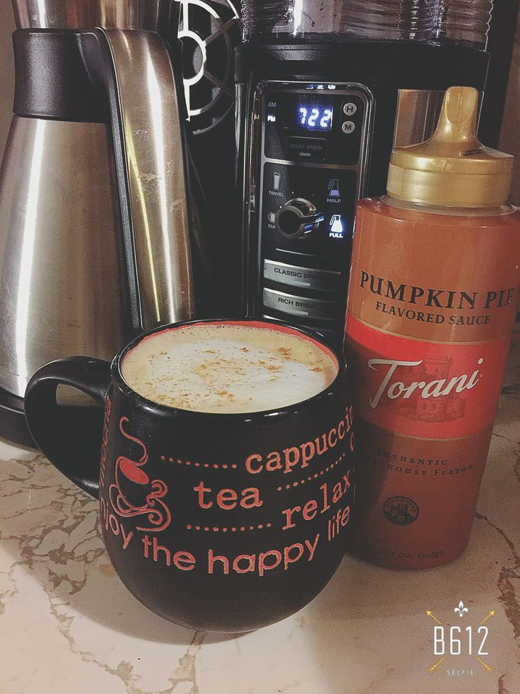 As close as you can get to a Starbucks Pumpkin Spice Latte!  First off...I made this with my Ninja Coffee Bar set to cup and Specialty Brew.  So I can't promise this will be close with any other machine, but you have the tools to work with to perfect it for you now as well :)