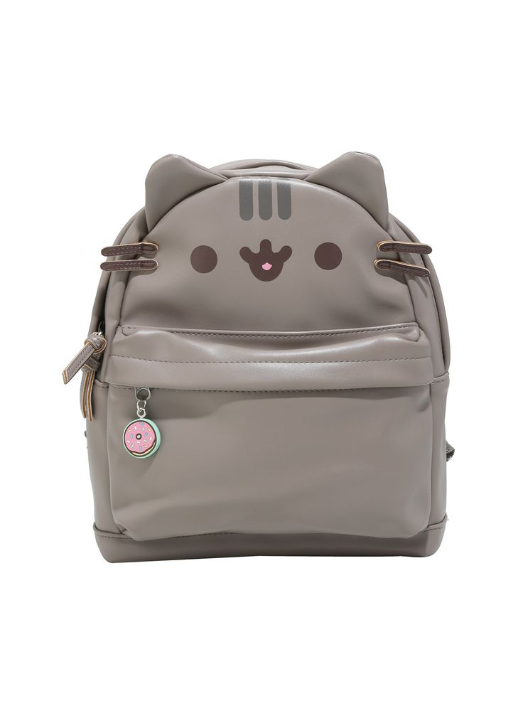 Pusheen Faux Leather Mini Backpack | Hot Topic