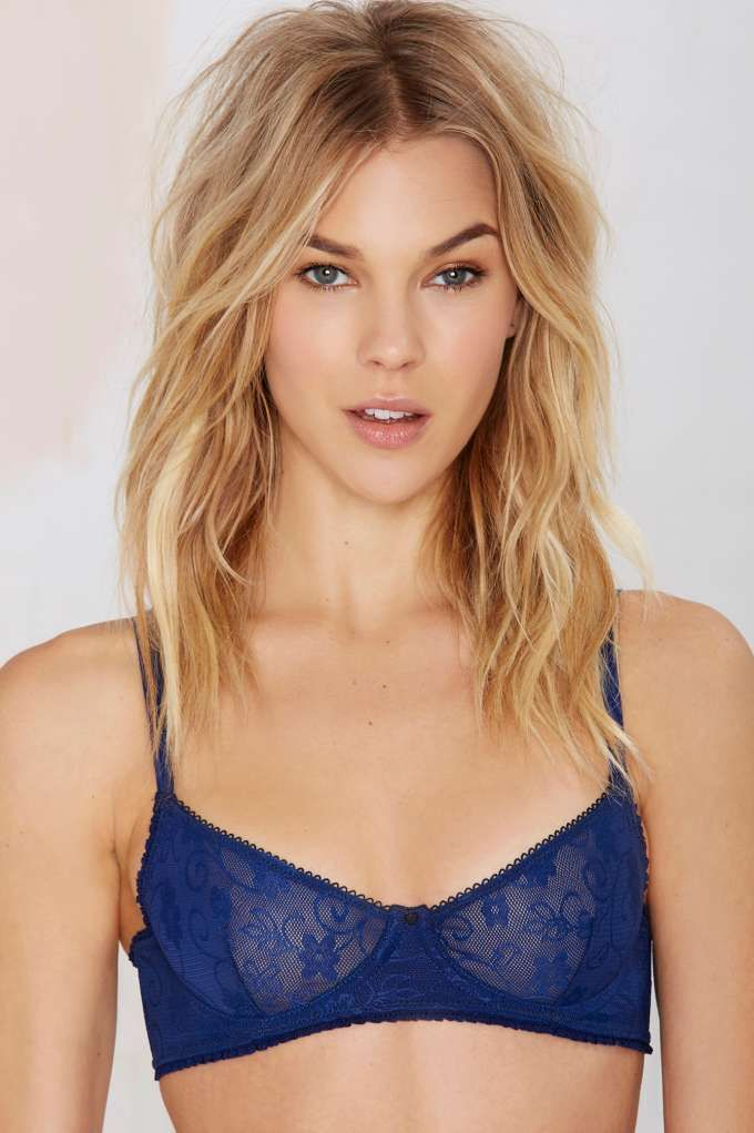 Clo Intimo Fortuna Lace Bra | Shop Clothes at Nasty Gal!