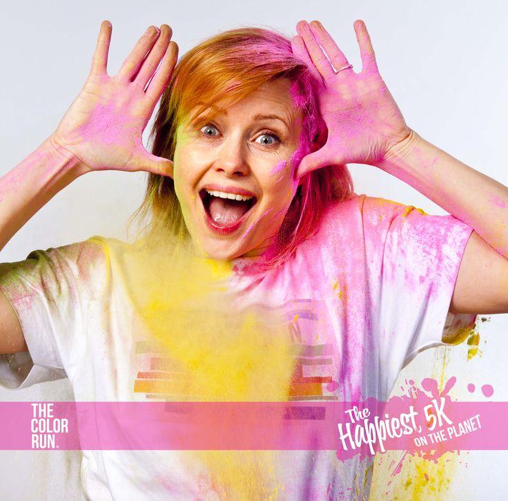 Jitka Schneiderová #thecolorruncz #jitkaschneiderova #colors #barvy