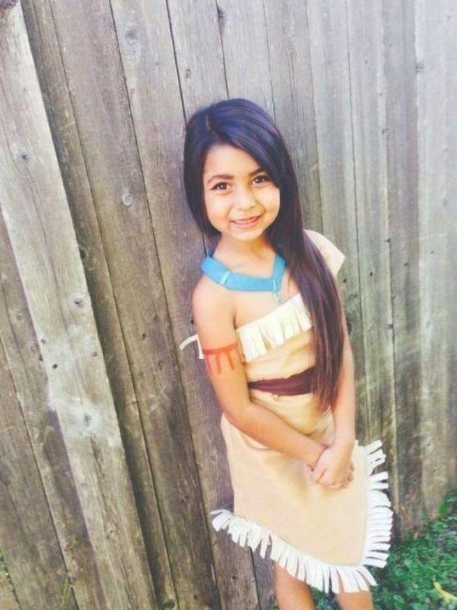 Kids Pocohontas Halloween Costumes 2020 25 DIY Disney Princess Halloween Costumes for your lil' Princess