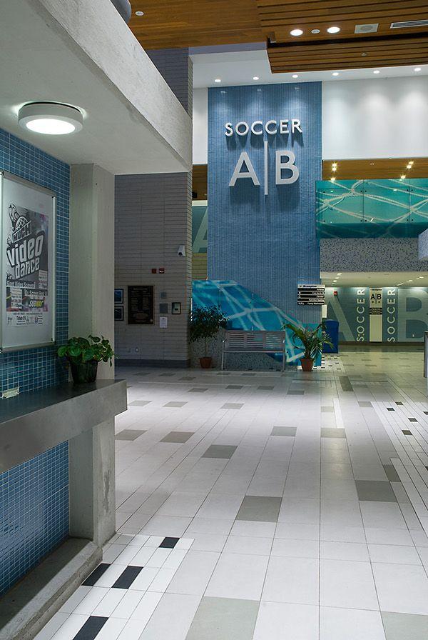 Brampton Soccer Centre On Behance