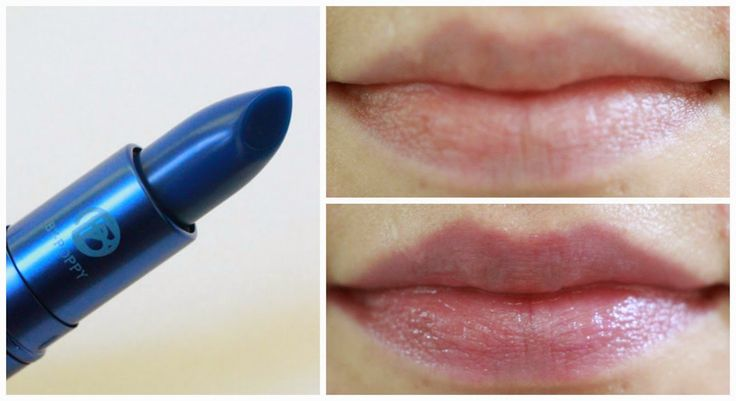 Well Heeellooo Sailor! Make a Splash with Lipstick Queen's Blue Hello Sailor Lipstick - MakeUpGuineaPig.blogspot.com