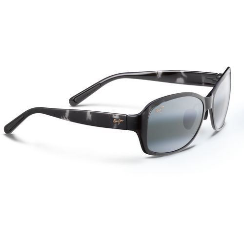 Maui Jim Women's Koki Beach Polarized Sunglasses Black/Grey - Case Sunglasses at Academy Sports