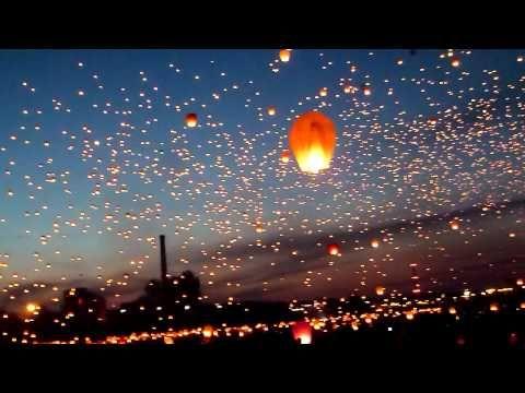 Noc Kupały - Lampiony Poznań 2011 - rekord Polski