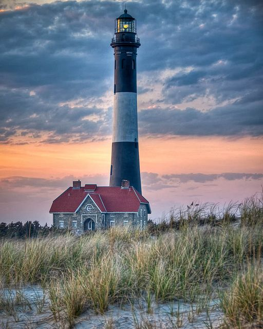 Fire Island Light by MDanielsonPhoto, via Flickr