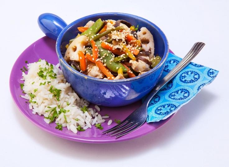 Seesami-broileriwokki | Aasia | Pirkka  #food #Asian