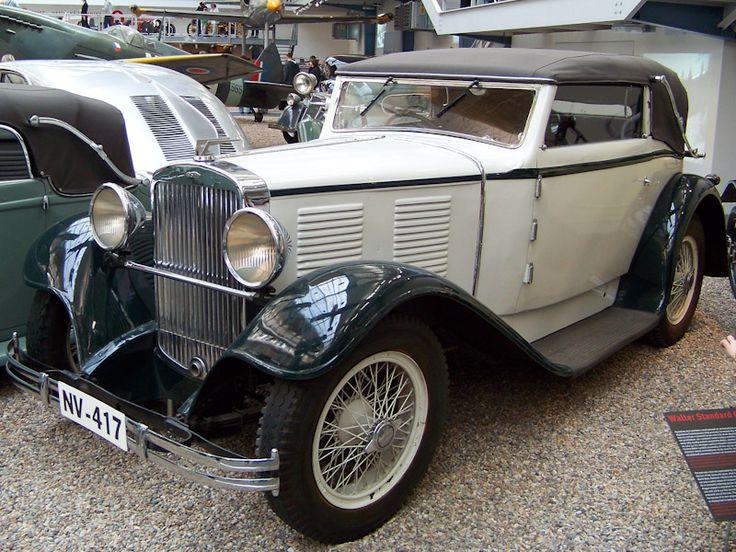 1931 Walter Standard 6