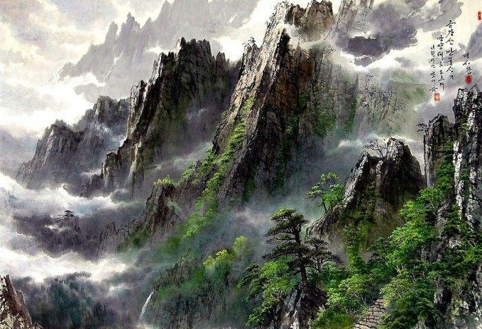 корейская живопись -1-01