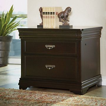 Beaumont two drawer lateral file drawers office for Q furniture beaumont