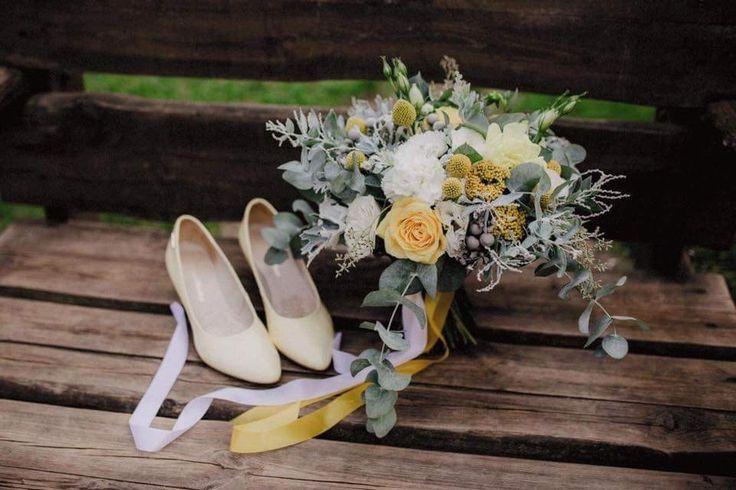 Wedding bouquets / Marysia 💛