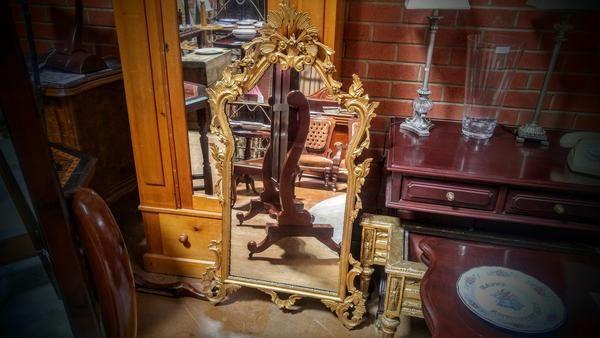 GA1153   -   Victorian mirror c1870
