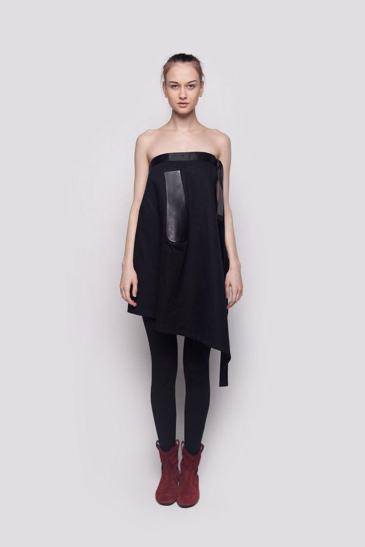 YUZU Apron Dress