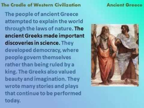 socrates effect on western civilization Like socrates plato trained a very bright student who became very famous and well known in the western civilization, his name was aristotle aristotle 384-322 bce  aristotle was known for not only becoming a well-known teacher and philosopher, but he was also a scientist.