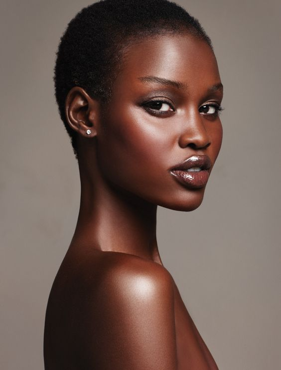 78+ Ideas About Dark Skin On Pinterest