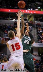 In-State Rivals Battle For Big Ten Title - Michigan State Official Athletic Site