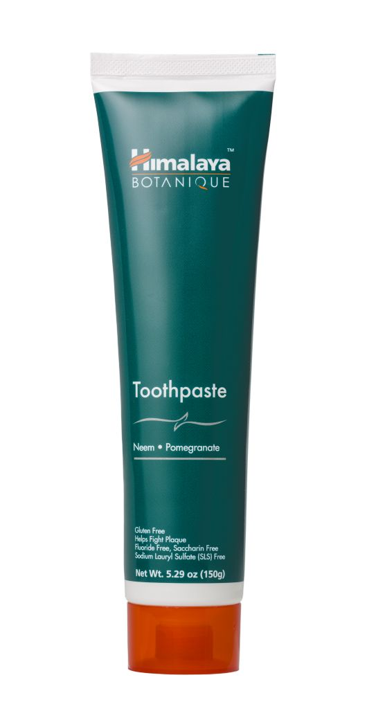 Original Neem & Pomegranate Toothpaste – Himalaya
