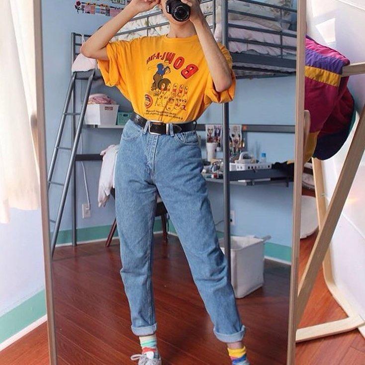 43 Perfekte Outfit-Ideen für die Schule – Outfits für Teenager-Mädchen