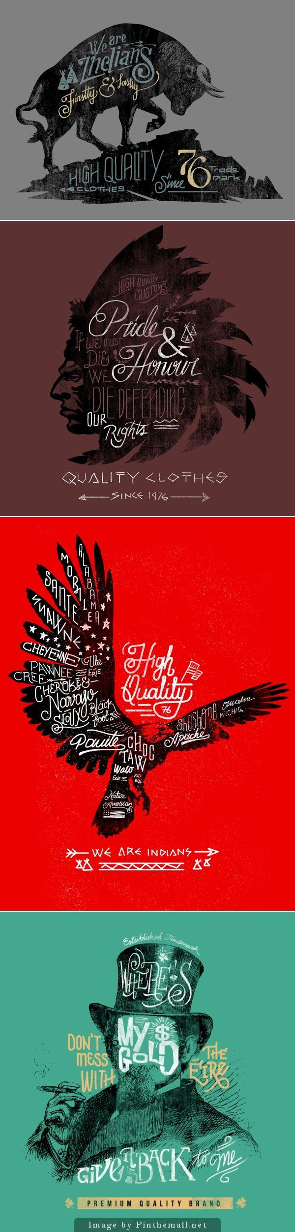 Handmade Vol 1. by Fausto Baena Garcés via Behance http://www.typographyserved.com/gallery/Handmade-Vol-1/14787843