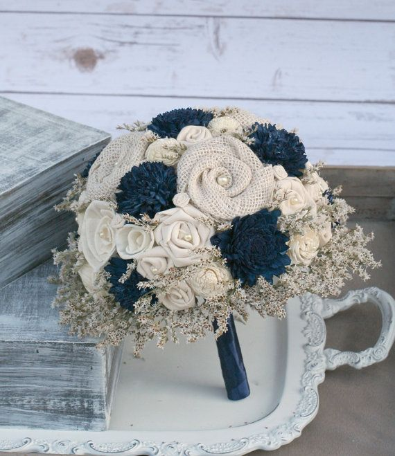 17 best ideas about navy blue flowers on pinterest navy rustic wedding navy centerpieces and. Black Bedroom Furniture Sets. Home Design Ideas