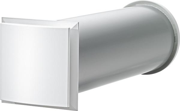 Dezentrale Lüftungsgeräte mit Wärmerückgewinnung