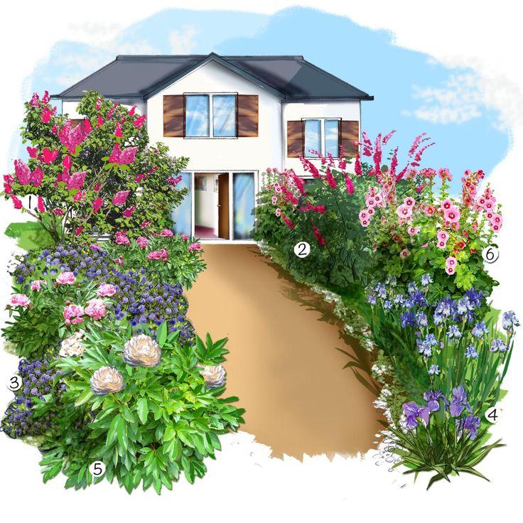 les 25 meilleures id es de la cat gorie planter lilas sur pinterest. Black Bedroom Furniture Sets. Home Design Ideas