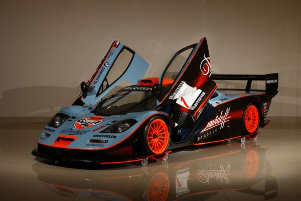 awesome sports cars   Awesome car sale post: McLaren F1 GTR Long Tail w/ provenance for sale