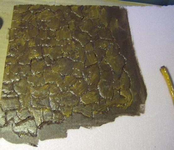 Builders Foam Stone Or Brick Tutorial Miniatures